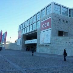 Photo taken at Centro Cultural de Belém (CCB) by Fábio P. on 10/28/2012