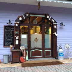 Photo taken at Bakery Street by Vera M. on 11/30/2012