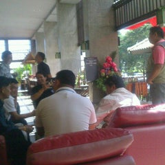 Photo taken at Pangsarapee Green Resort by จรดปลายปากกา ล. on 10/24/2012