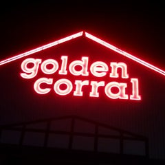 Photo taken at Golden Corral by Ed P. on 2/25/2014