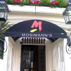 Photo taken at Mosimann's by UG on 6/25/2013