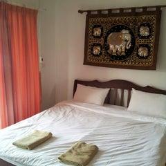 Photo taken at Jomtien hostel by Alexey G. on 12/18/2012