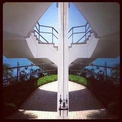 Photo taken at Museu de Arte Moderna da Bahia by Marcelo R. on 12/1/2012