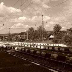 Photo taken at ЖП Гара Костенец by Sever V. on 8/17/2014