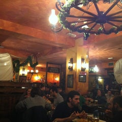 Photo taken at Old Wild West by Gianluca on 11/23/2012