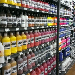 Photo taken at Blick Art Materials by Candice K. on 6/14/2013