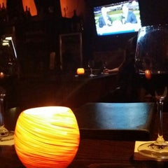 Photo taken at Bottega Wine Bar by Gleb M. on 6/20/2014