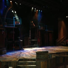 Photo taken at American Heartland Theatre by Zachary on 2/18/2013