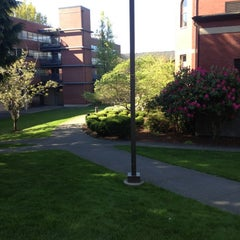 Photo taken at Seattle Pacific University by Stephanie P. on 5/3/2013