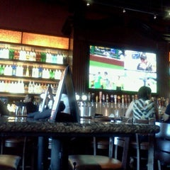 Photo taken at BJ's Restaurant and Brewhouse by Bill G. on 6/16/2013
