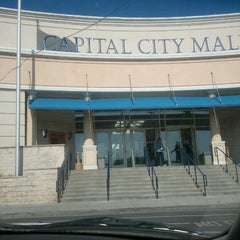 Photo taken at Capital City Mall by Meagan M. on 9/21/2012