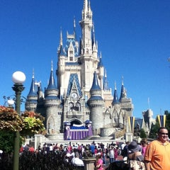 Photo taken at Walt Disney World Resort by Alexis on 10/21/2012