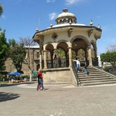 Photo taken at San Pedro Tlaquepaque by Salvador A. on 3/17/2013
