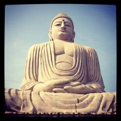 Photo taken at Great Buddha Statue by Yulechka on 12/17/2012