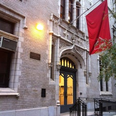 Photo taken at Elisabeth Irwin HS by Millie C. on 10/23/2012