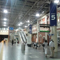 Photo taken at Perth Station by Andrey K. on 1/3/2013