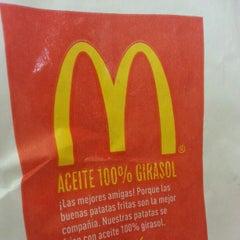 Photo taken at McDonald's by Jordi B. on 12/23/2012