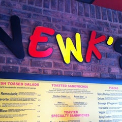 Photo taken at Newk's Express Cafe by Nicholas on 10/4/2012