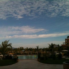 Photo taken at Villa Del Palmar Beach Resort & Spa by Édith on 3/25/2013