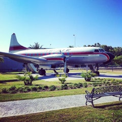 Photo taken at Museo de la Aviación de Málaga by Daniel L. on 6/28/2014