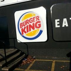 Photo taken at Burger King by Tas W. on 10/27/2012