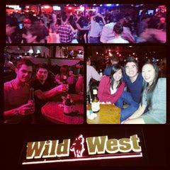 Photo taken at Wild West Houston by Joshua W. on 12/22/2012