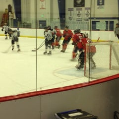 Photo taken at Columbia Ice Rink by Ron on 9/30/2012
