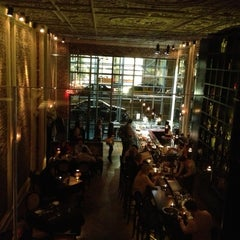 Photo taken at Brasserie Pushkin by Nicholas on 9/30/2012