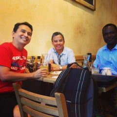 Photo taken at Le Pain Quotidien by Dino C. on 7/18/2015