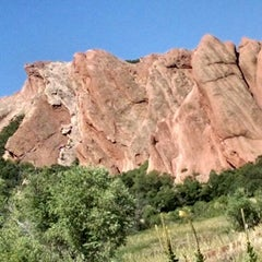 Photo taken at Roxborough State Park by David S. on 8/24/2014