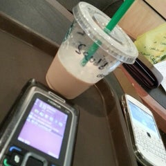 Photo taken at Starbucks by S3ood A. on 5/27/2013