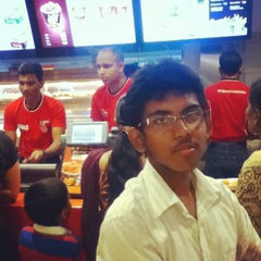 Photo taken at KFC by Abhishek A. on 4/19/2013