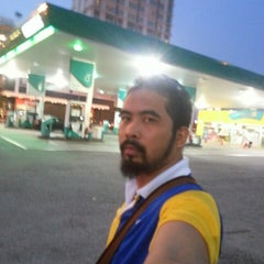 Photo taken at Petronas by Sifu B. on 5/23/2014