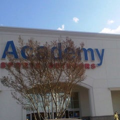 Photo taken at Academy Sports + Outdoors by Terrance W. on 12/1/2012