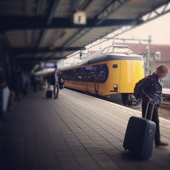 Photo taken at Station Deventer by Bas on 10/9/2012