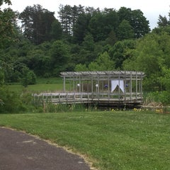 Photo taken at Cornell Plantations by Jayme G  🤖 on 6/4/2015