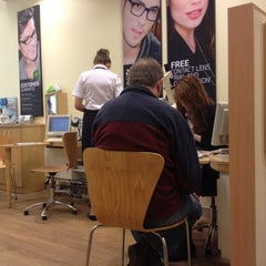 Photo taken at Specsavers by Gayle H. on 10/27/2012
