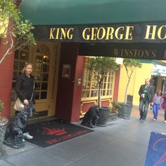 Photo taken at King George Hotel by Candan on 7/31/2013