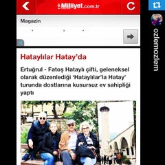 Photo taken at Milliyet Gazetesi by Emine H. on 4/26/2015