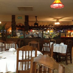 Photo taken at La Siesta Restaurant Bar by Santiago on 10/16/2012