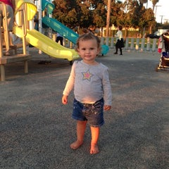 Photo taken at Ocean Park Playground by Jp on 11/5/2012