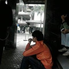 Photo taken at Universitas Gunadarma by Achmadi agung diory d. on 6/13/2013