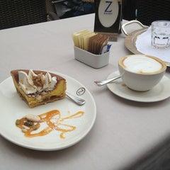 Photo taken at Caffè Pasticceria Zanarini by Katopodis Giannis on 4/20/2013