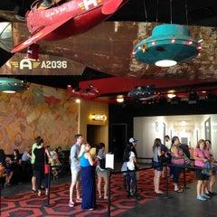 Photo taken at Alamo Drafthouse Cinema by John P. on 8/15/2014