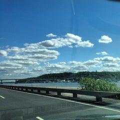 Photo taken at Highlands, NJ by David on 6/7/2014