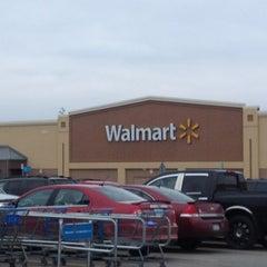 Photo taken at Walmart Supercenter by Chrissy on 2/23/2013
