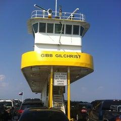 Photo taken at Galveston - Bolivar Ferry by Bobby L. on 9/14/2013