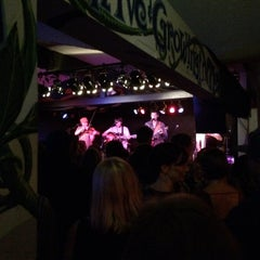 Photo taken at Moe's Alley by Cortney M. on 10/25/2014
