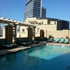 Photo taken at The Ritz-Carlton, Dallas by Ernesto B. on 10/20/2012