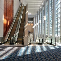 Photo taken at Pennsylvania Convention Center by Aaron L. on 4/27/2013